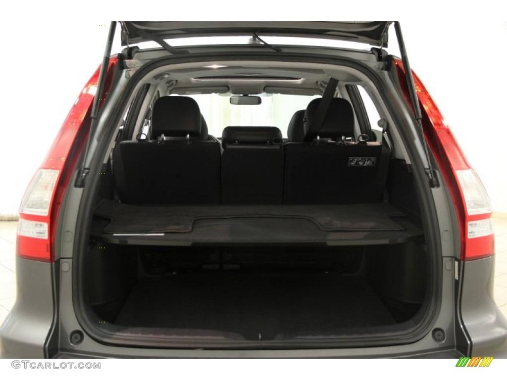 2011 CR-V EX-L 4WD - Polished Metal Metallic / Black photo #14