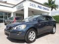 Barents Blue Metallic 2010 Volvo XC60 3.2