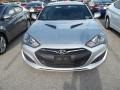2013 Circuit Silver Hyundai Genesis Coupe 2.0T  photo #2