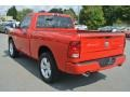2014 1500 Express Regular Cab 4x4 Flame Red
