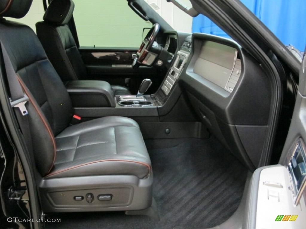 2008 Black Lincoln Navigator L Elite 4x4 85961232 Photo 25 Car Color Galleries