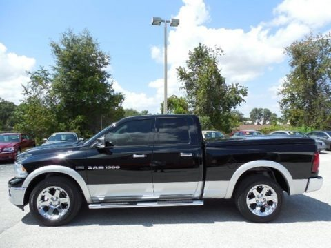2012 dodge ram 1500 laramie quad cab data info and specs. Black Bedroom Furniture Sets. Home Design Ideas