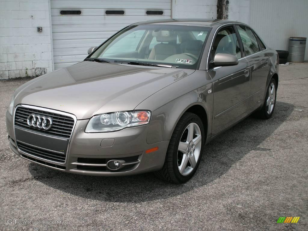 2005 dakar beige metallic audi a4 2 0t quattro sedan. Black Bedroom Furniture Sets. Home Design Ideas