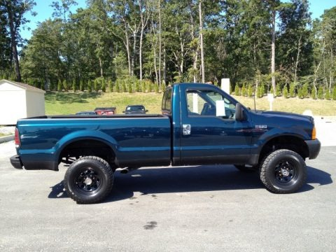 1999 Ford F350 Super Duty XL Regular Cab 4x4 Data, Info and Specs