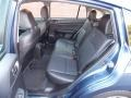 Black Rear Seat Photo for 2013 Subaru Impreza #85988619