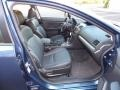 Black Front Seat Photo for 2013 Subaru Impreza #85988694