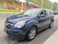2010 Navy Blue Metallic Chevrolet Equinox LS AWD  photo #9