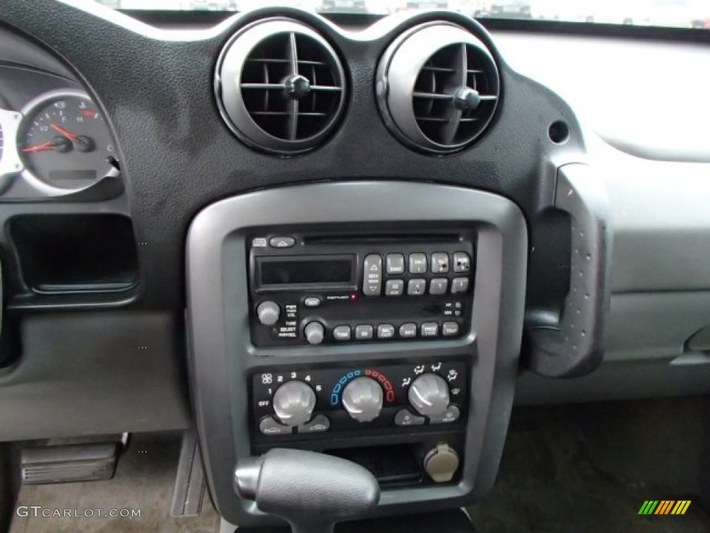 2005 pontiac aztek standard aztek model controls photos. Black Bedroom Furniture Sets. Home Design Ideas