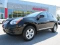 Super Black 2013 Nissan Rogue S Special Edition