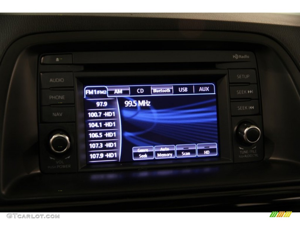 2013 mazda cx 5 touring awd audio system photo 86006538. Black Bedroom Furniture Sets. Home Design Ideas