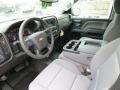 Jet Black/Dark Ash Prime Interior Photo for 2014 Chevrolet Silverado 1500 #86024336