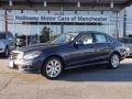 Indigo Blue Metallic 2014 Mercedes-Benz E Gallery