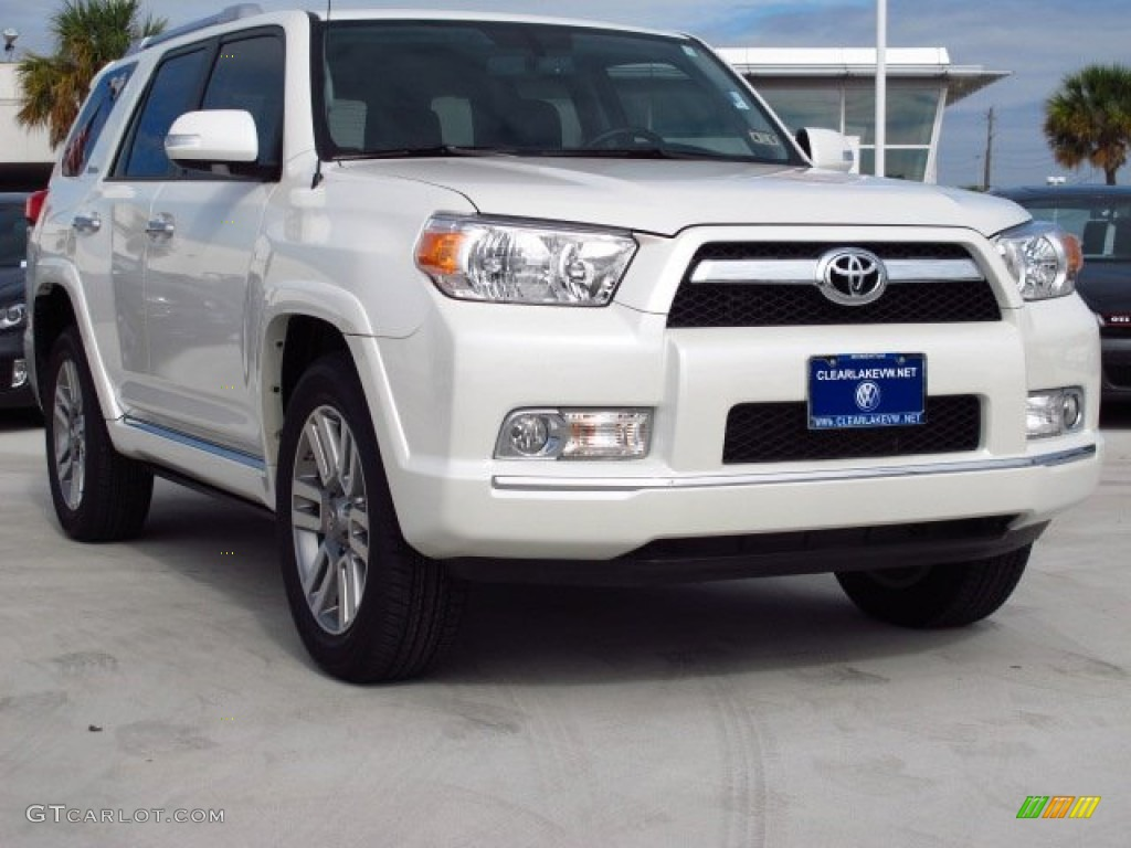 2013 blizzard white pearl toyota 4runner limited 86037272 car color galleries. Black Bedroom Furniture Sets. Home Design Ideas
