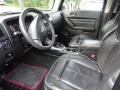 Ebony/Pewter Prime Interior Photo for 2009 Hummer H3 #86040081