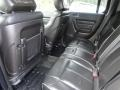 Ebony/Pewter Rear Seat Photo for 2009 Hummer H3 #86040225