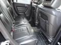 Ebony/Pewter Rear Seat Photo for 2009 Hummer H3 #86040291