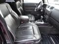 Ebony/Pewter Front Seat Photo for 2009 Hummer H3 #86040336