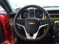Black Steering Wheel Photo for 2014 Chevrolet Camaro #86042091