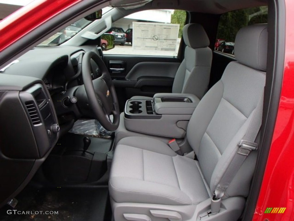 2014 Chevy Silverado 1500 Interior Autos Post