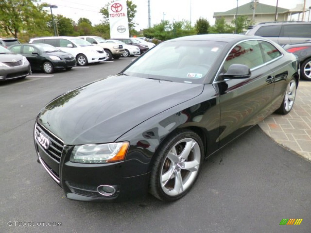 2008 audi a5 3 2 quattro coupe exterior photos. Black Bedroom Furniture Sets. Home Design Ideas