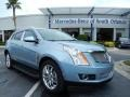 Glacier Blue Metallic - SRX Performance FWD Photo No. 1