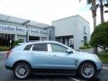 Glacier Blue Metallic - SRX Performance FWD Photo No. 8