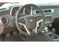 Black Steering Wheel Photo for 2014 Chevrolet Camaro #86063232