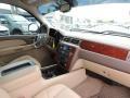 2009 Chevrolet Silverado 1500 Light Cashmere Interior Dashboard Photo