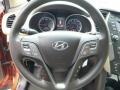 Beige Steering Wheel Photo for 2013 Hyundai Santa Fe #86066667