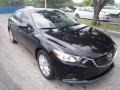 Front 3/4 View of 2014 MAZDA6 Sport