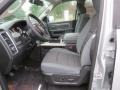 Black/Diesel Gray Front Seat Photo for 2014 Ram 1500 #86073565