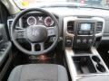 Black/Diesel Gray Dashboard Photo for 2014 Ram 1500 #86073616