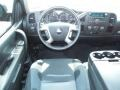 2011 Imperial Blue Metallic Chevrolet Silverado 1500 LT Crew Cab  photo #6