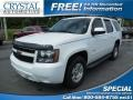 Summit White 2010 Chevrolet Tahoe LT
