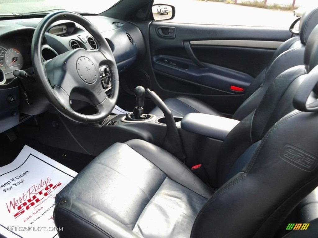 2003 Mitsubishi Eclipse Spyder Gts Interior Color Photos