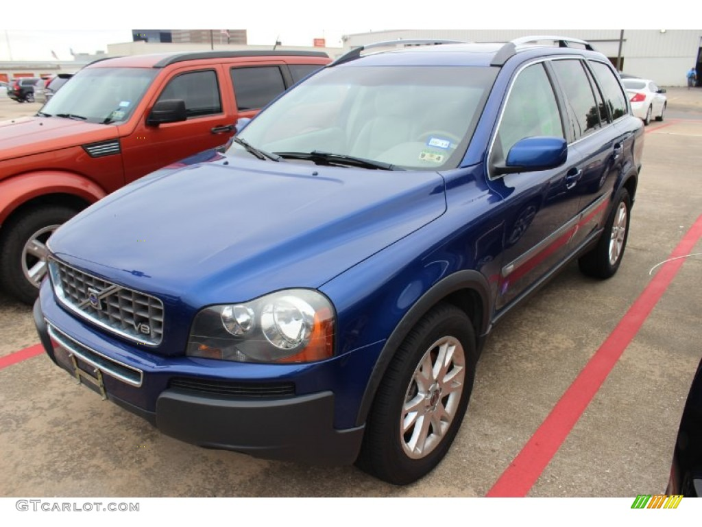 volvo ocean race blue metallic 2006 volvo xc90 v8 awd volvo ocean race edition exterior photo. Black Bedroom Furniture Sets. Home Design Ideas