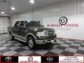 Stone Green Metallic 2008 Ford F150 King Ranch SuperCrew 4x4