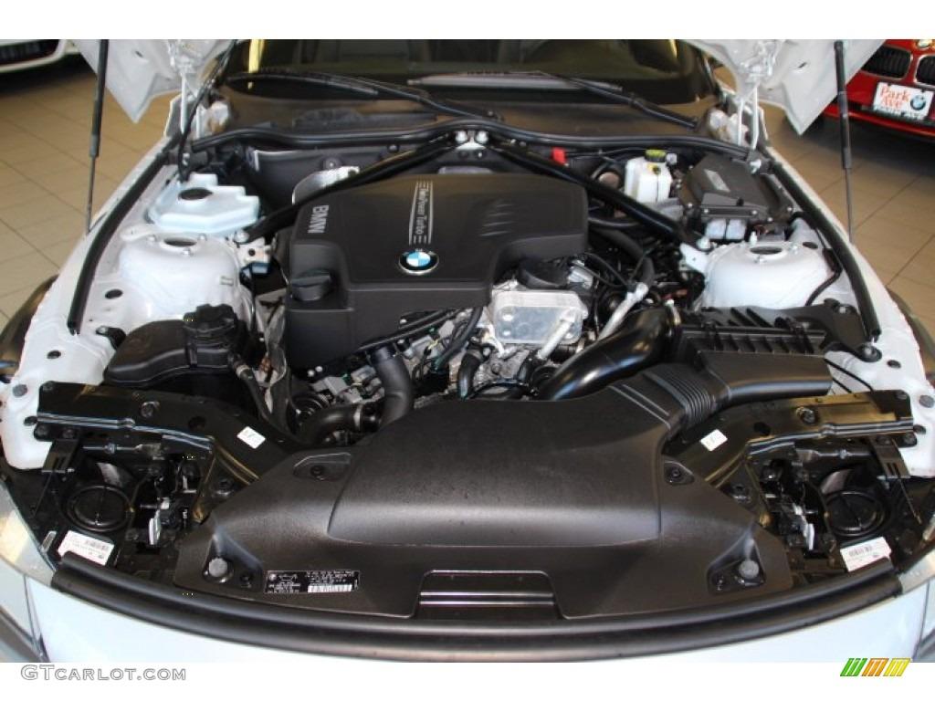 2013 Bmw Z4 Sdrive 28i Engine Photos Gtcarlot Com