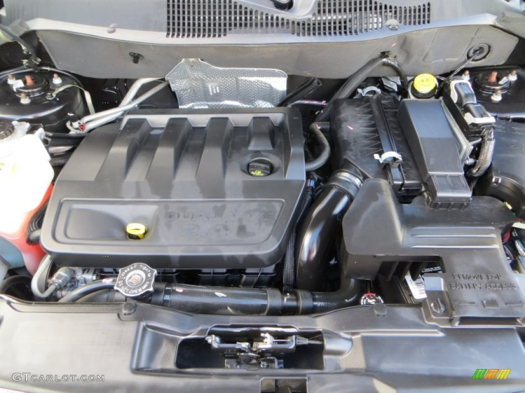 2008 Jeep Compass Rallye Engine Photos