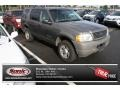 Mineral Grey Metallic 2002 Ford Explorer XLS 4x4