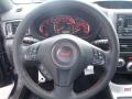 STi Black Alcantara/Carbon Black Steering Wheel Photo for 2013 Subaru Impreza #86118132