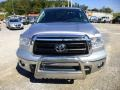 2011 Silver Sky Metallic Toyota Tundra TRD Double Cab 4x4  photo #2