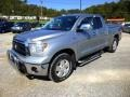 2011 Silver Sky Metallic Toyota Tundra TRD Double Cab 4x4  photo #3