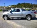 2011 Silver Sky Metallic Toyota Tundra TRD Double Cab 4x4  photo #4