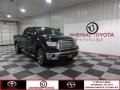 2013 Black Toyota Tundra Texas Edition Double Cab  photo #1