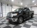 2013 Black Toyota Tundra Texas Edition Double Cab  photo #3