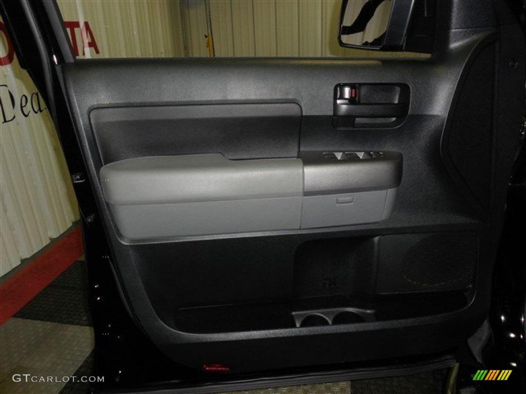 2013 Tundra Texas Edition Double Cab - Black / Graphite photo #9
