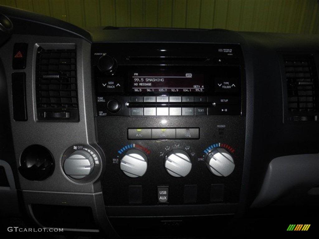 2013 Tundra Texas Edition Double Cab - Black / Graphite photo #14