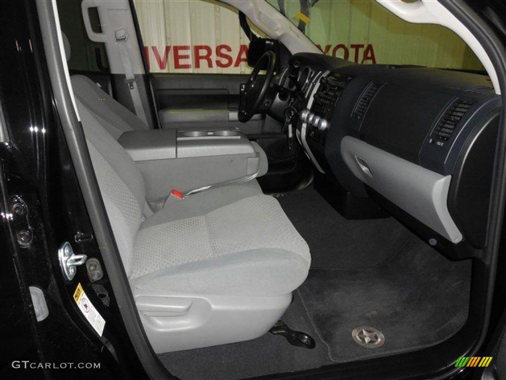 2013 Tundra Texas Edition Double Cab - Black / Graphite photo #17