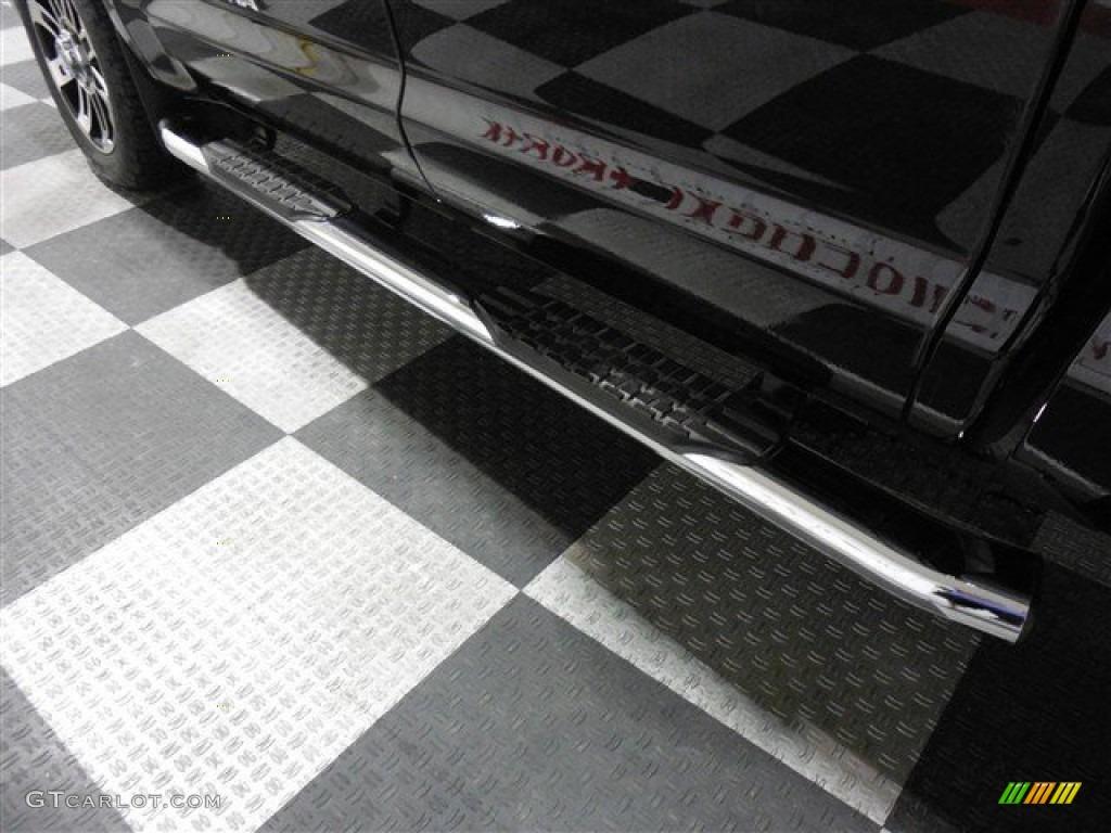 2013 Tundra Texas Edition Double Cab - Black / Graphite photo #20